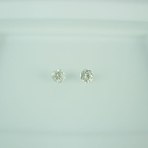 ダイヤモンド 0.15ctペア  ジュエリールース dg676 画像