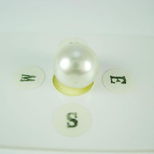 南洋パール 10.5mmバロック ジュエリールース dg689