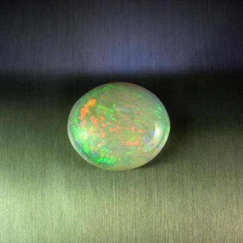 オパール 3.10ct (赤斑) ジュエリールース dg852