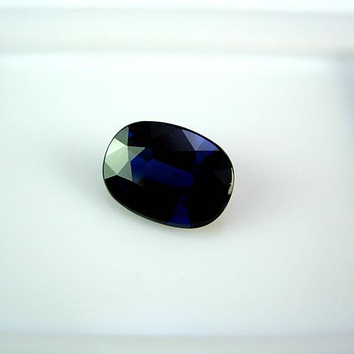 ブルーサファイア 1.87ct ジュエリールース dg853 画像
