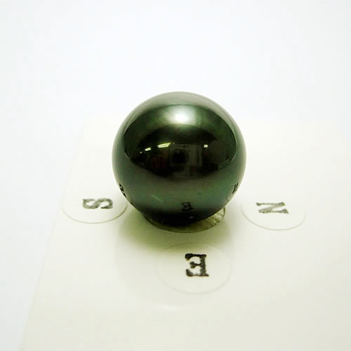 大珠 タヒチパール 15.5mm ジュエリールース dg968 画像