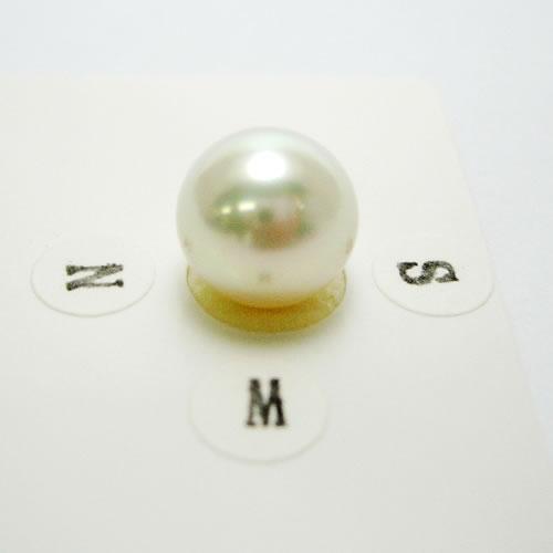〔一押し〕南洋パール 11.2mm ジュエリールース dg970 画像