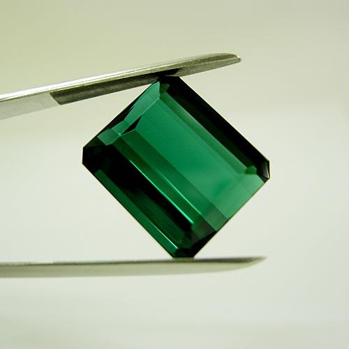 大粒グリーントルマリン 13.57ct ジュエリールース dt353