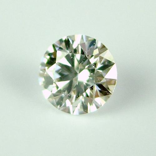 ダイヤ 0.223ct D.VS-2.3EX H&C ジュエリールース dz127 画像