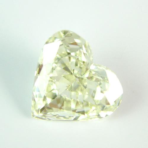 ダイヤ 1.024ct M.VS-2. ハートカット ジュエリールース dz134