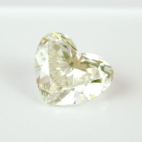 ダイヤ 1.024ct I.SI-1. ハートカット ジュエリールース dz162