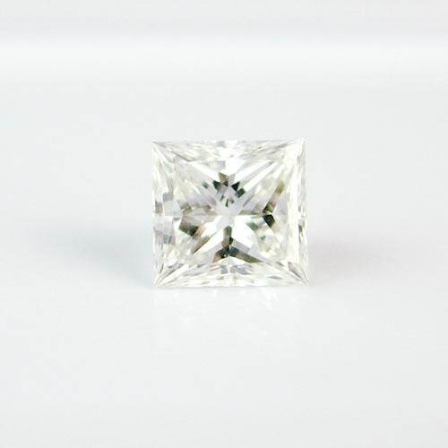 ダイヤ 0.351ct F.VVS-2.プリンセスカット ジュエリールース dz164