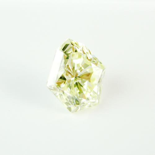 ダイヤ 0.689ct L.Y.SI-2.変形カット ジュエリールース dz165 画像