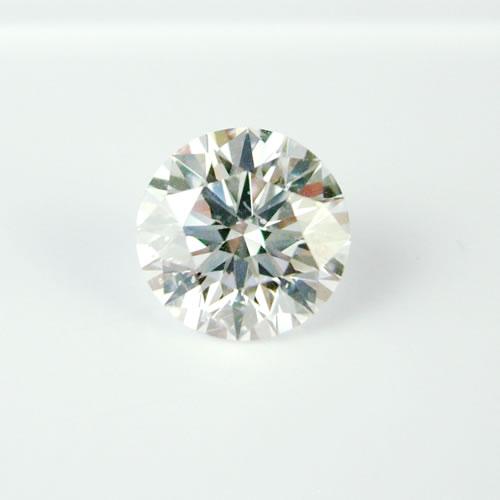 ダイヤ 1.040ct D.SI-1.3EX H&C ジュエリールース dz177
