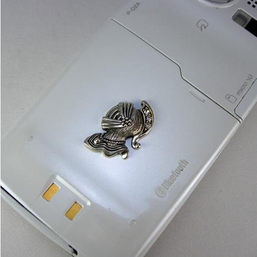 【デコ電】Mobile phone Jewely〔モビールフォン ジュエリー〕 ew08