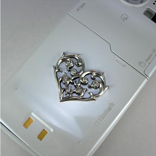 【デコ電】Mobile phone Jewely〔モビールフォン ジュエリー〕 ew306