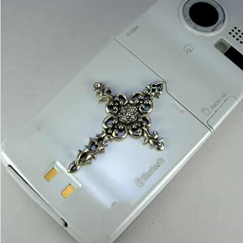 【デコ電】Mobile phone Jewely〔モビールフォン ジュエリー〕 ew310