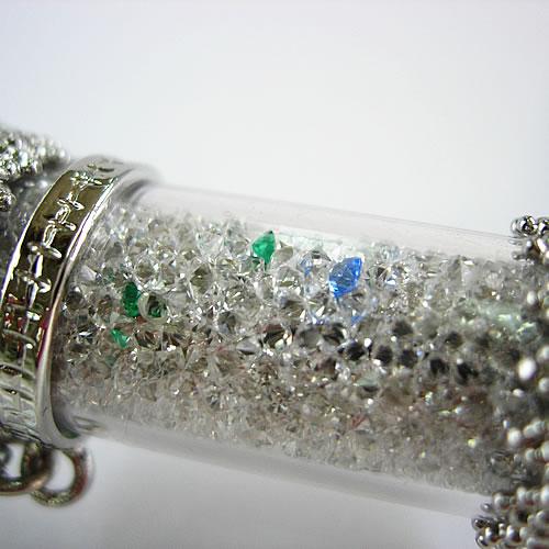 Stardust Series ピンククリスタルSネックレス 万華鏡 ks9903s 画像