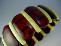 リトアニア製琥珀ブレスレットジュエリー
