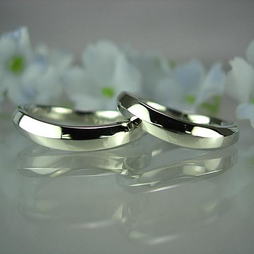 pt900 ペアリング・結婚指輪 pw093