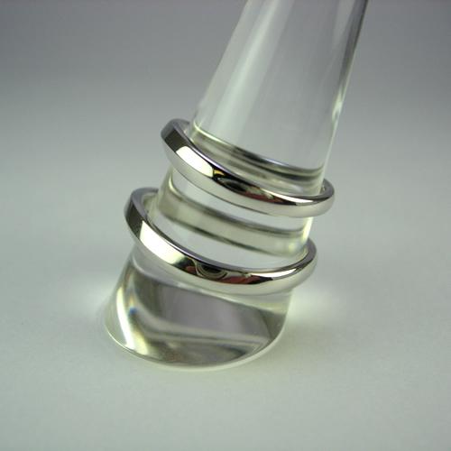 pt900 ペアリング・結婚指輪 pw093 画像