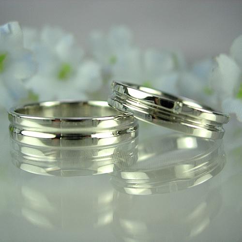 pt900 ペアリング・結婚指輪 pw251
