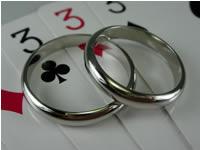 pt900 ベーシック結婚指輪・ペアリングジュエリー