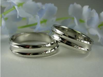 pt900 結婚指輪・ペアリングジュエリー