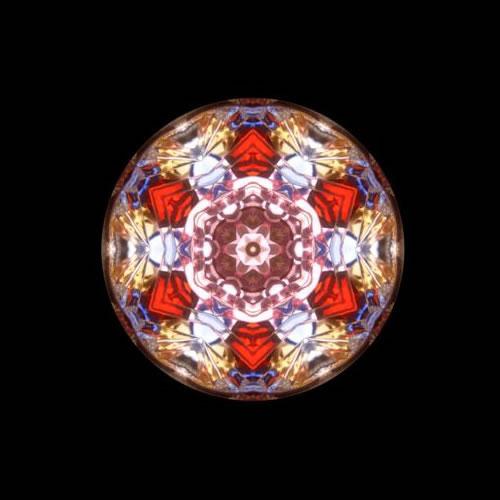 カレイドスコープ(万華鏡)ストラップ zks203 画像