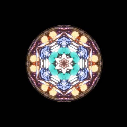 カレイドスコープ(万華鏡)ストラップ zks210 画像