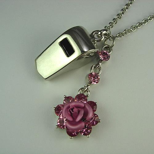 シルバーホイッスル(Whistle Charm)ペンダント zp120p 画像